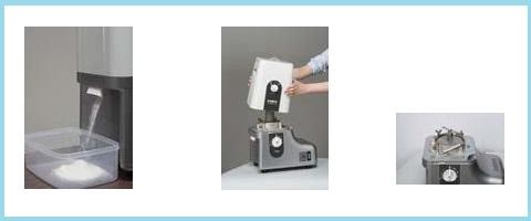 カンリウ工業 製粉機